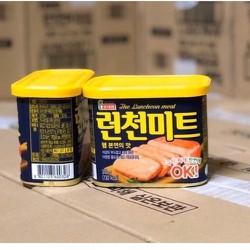 [miễn ship]COMBO 2 HỘP THỊT HỘP THE LUNCHEON MEAT HÀN QUỐC 340G