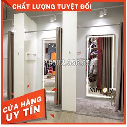 Gương Soi Toàn Thân Cho Shop Thời Trang Đẹp Cao Cấp Giá Sỉ Rẻ Ở Tại Hà Nội Đà Nẵng TPHCM - 0983356595