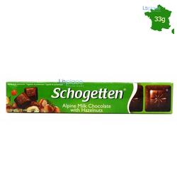Socola Hạt Phỉ hiệu Schogette 33g