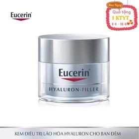 Kem dưỡng ngăn ngừa lão hóa ban đêm Eucerin Anti-Age Hyaluron Filler Night Cream 50ml - 0177