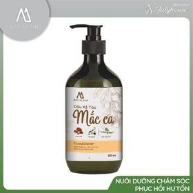 Dầu Xả tóc chiết xuất từ dầu Mắc Ca 300ml Macaland Advanced by JULYHOUSE - MACCON300