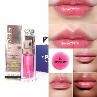 Son Dưỡng Dior Addict Lip Glow Oil - 007 Raspberry - 007 Raspberry, thumbnail
