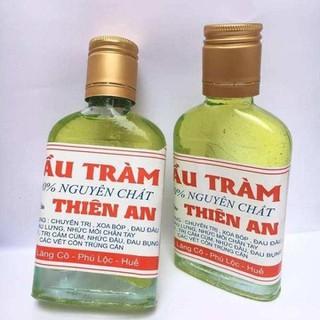 DẦU TRÀM - DẦU TRÀM - dầu tràm thumbnail