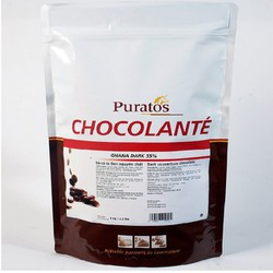 Socola đen nguyên chất 55% 1kg