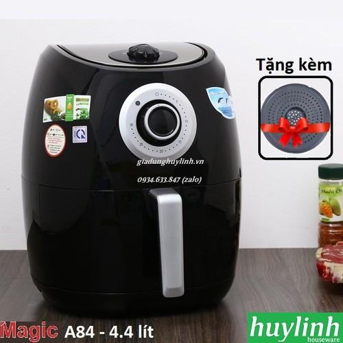 Nồi chiên không dầu magic korea a84 - a78 new - 4.4 lít - tặng vỉ nướng - 24212238 , 10546379 , 15_10546379 , 1990000 , Noi-chien-khong-dau-magic-korea-a84-a78-new-4.4-lit-tang-vi-nuong-15_10546379 , sendo.vn , Nồi chiên không dầu magic korea a84 - a78 new - 4.4 lít - tặng vỉ nướng