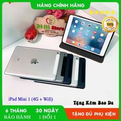 IPad Mini 16Gb Wifi 4G Quốc Tế Zin Đẹp Chính Hãng