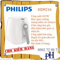 Nồi chiên không dầu Philips' 3 lít HD9216