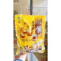 Bánh quy trứng muối Đài Loan 500g - hàng của M.I.T