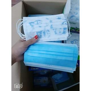 khẩu trang y tế (trẻ em hộp 50cái) - 200391 thumbnail