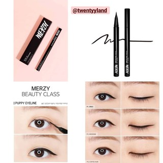 Bút Kẻ Mắt Nước Chống Trôi Merzy Another Me The First Pen Eyeliner - KMNMERZY thumbnail