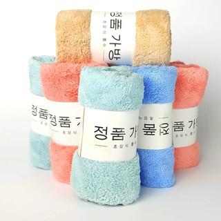 Set 5 khăn mặt lông mềm mại - khăn mặt - KM02 thumbnail