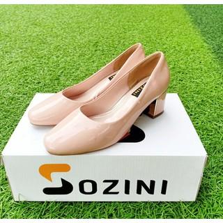 [trợ ship] [SN5.006] giày cao gót 5cm mũi vuông SOZINI siêu xinh - SN5.006.2 thumbnail