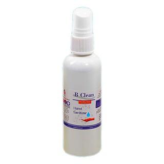 Nước rửa tay nhanh Bclean 100ml 1 chai - SP002144 thumbnail