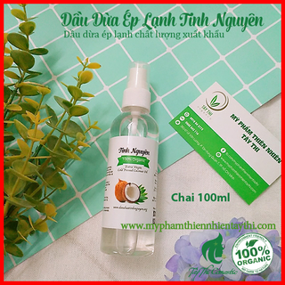 Dầu Dừa Ép Lạnh Tinh Nguyên Chai 100ml - 183 thumbnail