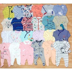 Body liền vớ cho bé sơ sinh, quần áo thu đông cho bé