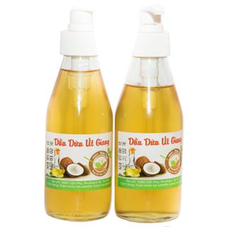 Dầu Dừa Út Giang 500ml - DDUG500ML 2