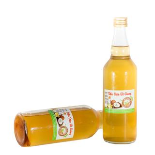 Dầu Dừa Út Giang 500ml - DDUG500ML 3