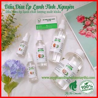 Dầu Dừa Ép Lạnh Tinh Nguyên Chai 50ml - 64336 5