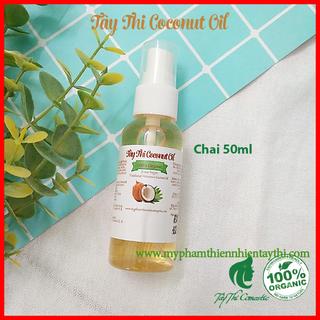 Dầu Dừa Nấu Thủ Công Tây Thi Chai 50ml - 45232 thumbnail