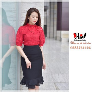 Váy bút chì chân bèo đuôi cá - BCchanbeo thumbnail