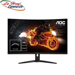Màn hình máy tính AOC C24G1 23.6 inch FHD 144Hz Gaming (Cong)