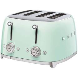 Máy nướng bánh mì SMEG TSF03PGEU màu xanh