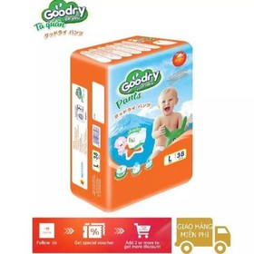 Tã Quần Em Bé Goodry L38 - Goodry L38