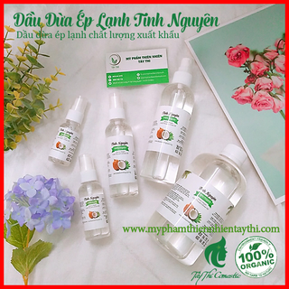 Dầu Dừa Ép Lạnh Tinh Nguyên Chai 30ml - 432423 5