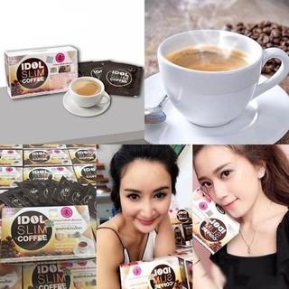 Combo 2 Hộp Cafe Giảm Cân Idol Slim Hiệu Quả 10 Gói 1 Hộp - 0jia9mKRDUQxTZlBwN2DOC 3