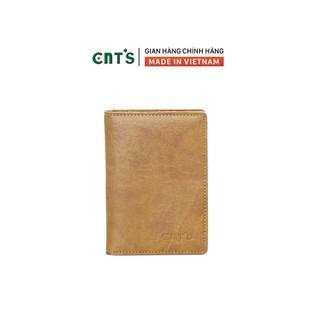 Ví da đựng passport hộ chiếu du lịch CNT VN21 sang trọng - VN21 thumbnail