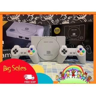 Máy chơi game cao cấp sản phẩm tích hợp 600 trò chơi cổ điển - sản phẩm dành cho gia đình thumbnail