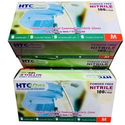 Găng tay y tế không bột Nitrile – 1 hộp 100 cái