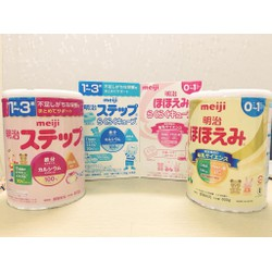 [ Nhập V5Y1NHFK giảm 50k ] [ MIỄN PHÍ SHIP ] Sữa MEIJI Thanh, Sữa MEIJI Lon 0-3 Tuổi