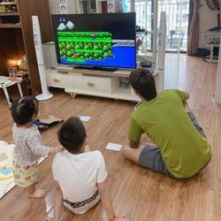 Hot bộ sản phẩm chơi game tích hợp 600 trò chơi dùng cho gia đình