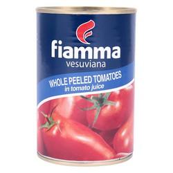 Cà chua lột vỏ nguyên trái Fiamma 400g