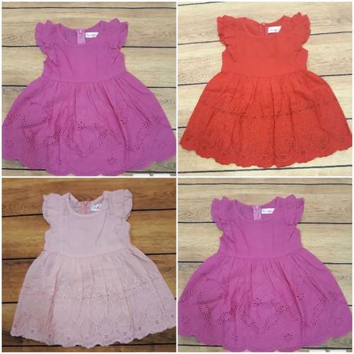 Váy thô boi cánh tiên 1-8 tuổi từ 8-30kg