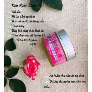[GIÁ SỐC] Kem Mul Rose Date Mới Cam Kết Chính Hãng 30gr - Kem đa năng Mul Rose 1