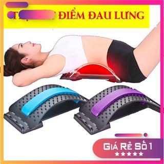 Khung nắn chỉnh cột sống massage lưng diện chẩn từ doctor spine chuyên chống liệu thoát vị đĩa đệm cột sống [Hàng sẳn có] - SKU68-eza thumbnail