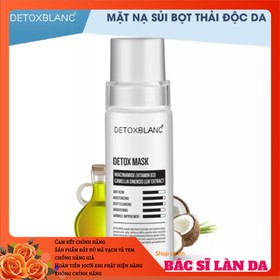 Mặt nạ thải độc Detox Blanc -Detox Mask - MASK1