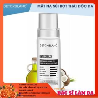Mặt nạ thải độc Detox Blanc -Detox Mask - MASK1 thumbnail