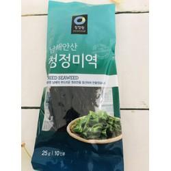 Gói 25g Rong biển nấu canh Hàn Quốc Daesang