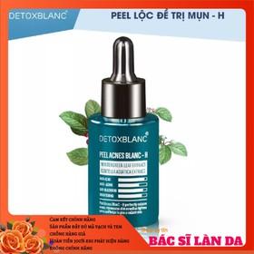 Serum lộc đề đặc trị mụn Detox Blanc- Serum H - 008