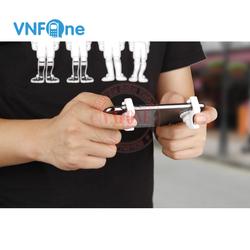 Bộ 2 Nút Bấm Chơi Game Pubg Dòng C9 Hỗ Trợ Chơi Pubg Mobile  Ros Mobile Trên Mobile     Cảm Ứng