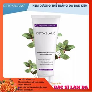 Kem dưỡng trắng da body ban đêm Detox Blanc - DƯỠNG BODY ĐÊM thumbnail