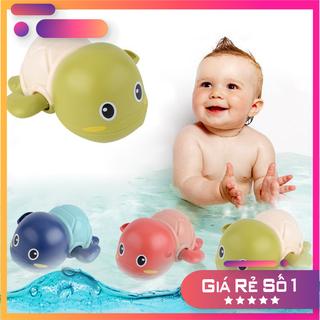 Rùa con bơi lội dưới nước vặn cót thông minh trong khi tắm cho trẻ em bé trai gái [Hàng sẳn có] - SKU15-kiq thumbnail