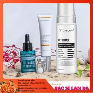 Bộ dưỡng trắng dành cho da khô DETOX BLANC - BDTCDAKHODETXBLC thumbnail