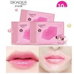 Mặt nạ môi dưỡng ẩm bổ sung collagen cho đôi môi căng mọng