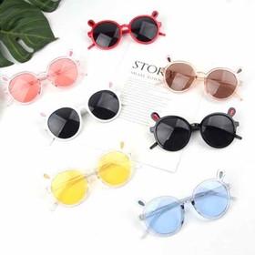 Kính mát thời trang tai thỏ chống tia UV cho bé - KMTT1