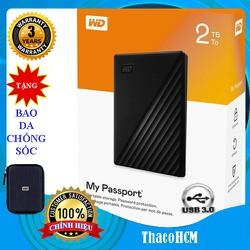 Ổ cứng di động 2TB  My Passport ổ cứng nhập khẩu