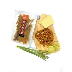 Khô Bò Chay Sả Ớt An Nhiên, Thịt Chay, Thực Phẩm Chay Dinh Dưỡng, Thuần Chay Healthy, Đồ Ăn Chay